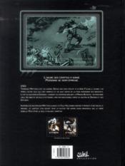 Cyber t.2 ; le métal sous la peau - 4ème de couverture - Format classique