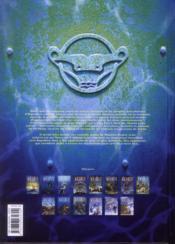Aquablue T.14 ; Standard-Island - 4ème de couverture - Format classique