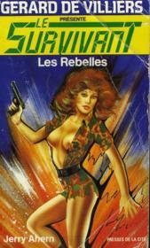 Les Rebelles - Couverture - Format classique