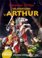 Les aventures d'Arthur - Couverture - Format classique