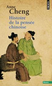 Histoire de la pensée chinoise - Couverture - Format classique