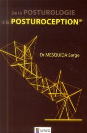 De la posturologie à la posturoception - Couverture - Format classique