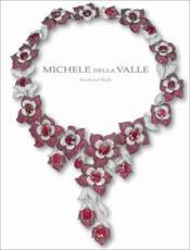 Michele della valle jewels and myths - Couverture - Format classique