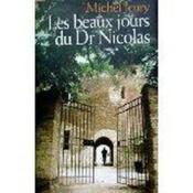 Les beaux jours du Dr Nicolas - Couverture - Format classique