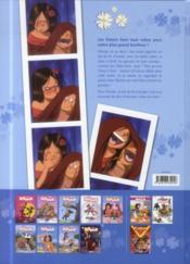 Les Sisters T.9 ; toujours dans les pattes ! - 4ème de couverture - Format classique