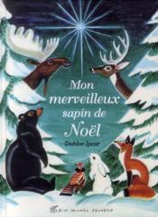 Mon merveilleux sapin de Noël - Couverture - Format classique