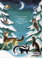 Mon merveilleux sapin de Noël - 4ème de couverture - Format classique
