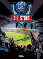 PSG all stars - Couverture - Format classique