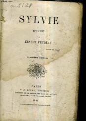 Sylvie - Etude Par Ernest Feydeau - 3e Edition. - Couverture - Format classique