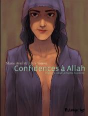 Confidences à Allah - Couverture - Format classique