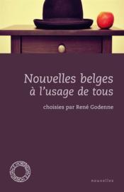 Nouvelles belges à l'usage de tous - Couverture - Format classique