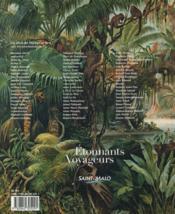 Etonnants voyageurs ; 25 années d'une aventure littéraire - 4ème de couverture - Format classique