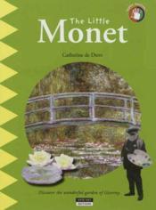The little monet - Couverture - Format classique