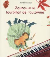 Zouzou et le tourbillon de l'automne - Couverture - Format classique