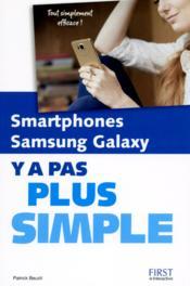 Y A Pas Plus Simple ; Smartphones Samsung Galaxy - Couverture - Format classique