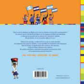 Le tour du monde des drapeaux - 4ème de couverture - Format classique