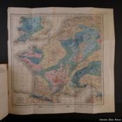 Éléments de géologie ou seconde partie des éléments d'histoire naturelle inorganique - Couverture - Format classique