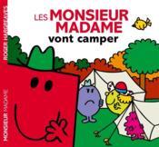 Les Monsieur Madame vont camper - Couverture - Format classique