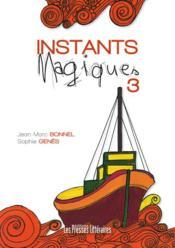 Instants magiques t.3 - Couverture - Format classique