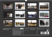 Dessine-moi ; sur les ponts de Paris (Calendrier mural 2017 DIN A3 horizontal) - 4ème de couverture - Format classique