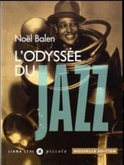 L'odyssée du jazz (édition 2017) - Couverture - Format classique