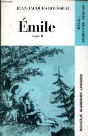 Emile Tome Ii - Special : Documentation Thematique - Couverture - Format classique