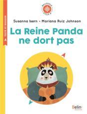 La reine Panda ne dort pas - Couverture - Format classique