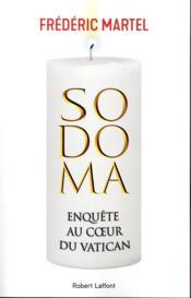 Sodoma - Couverture - Format classique