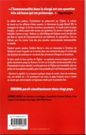 Sodoma - 4ème de couverture - Format classique