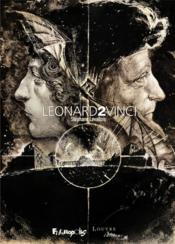 Léonard 2 Vinci - Couverture - Format classique