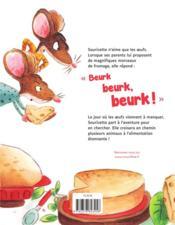 Beurk, beurk, beurk - 4ème de couverture - Format classique