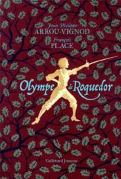 Olympe de Roquedor - Couverture - Format classique
