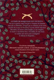 Olympe de Roquedor - 4ème de couverture - Format classique
