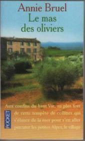 Le Mas Des Oliviers - Couverture - Format classique