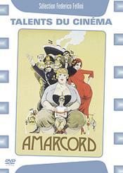 Amarcord - Couverture - Format classique