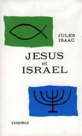 Jesus et israel - Couverture - Format classique