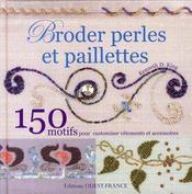 Broder perles et paillettes - Intérieur - Format classique