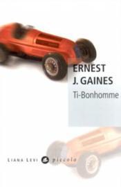Ti Bonhomme - Couverture - Format classique