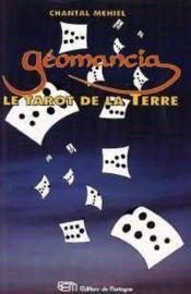 Geomancia, Le Tarot De La Terre (Livre) - Couverture - Format classique