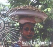 Échos du burkina ; petite sonographie africaine - Intérieur - Format classique