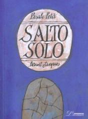 Salto solo - Couverture - Format classique