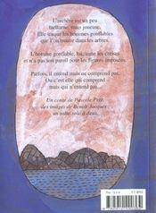 Salto solo - 4ème de couverture - Format classique