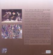 Masques Des Alpes - 4ème de couverture - Format classique