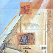 Carnets d'eole vers les Caraïbes - 4ème de couverture - Format classique