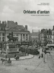 Orléans d'antan - Couverture - Format classique