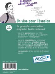 GUIDES DE CONVERSATION ; Croate de poche - 4ème de couverture - Format classique