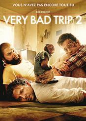 Very Bad Trip 2 - Couverture - Format classique