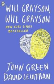 Will Grayson, Will Grayson - Couverture - Format classique
