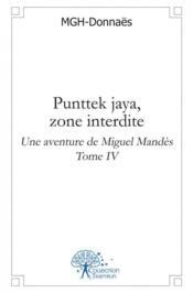 Punttek jaya, zone interdite - Couverture - Format classique