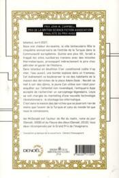 La maison des derviches - 4ème de couverture - Format classique